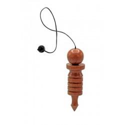 Pendule OSIRIS en Bois - 8 cm