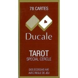 Lot 10 Jeux de TAROT Ducale - France Cartes