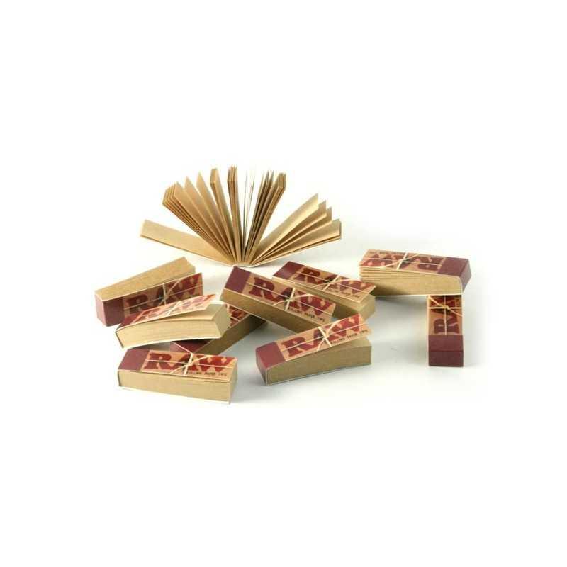 JASS TIPS Lot De 20 Carnets x50 Filtres En Carton 20MM