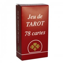 Jeu de TAROT Gauloise - Lot de 10 ! France Cartes