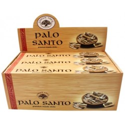 Encens PALO SANTO Lot de 12 Boites Promo Point Relais