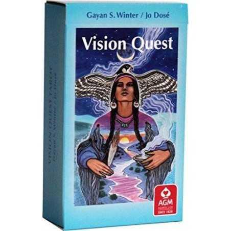 Tarot Vision Quest Ancienne Edition
