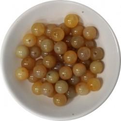Perles CORNALINE 8MM - Lot...