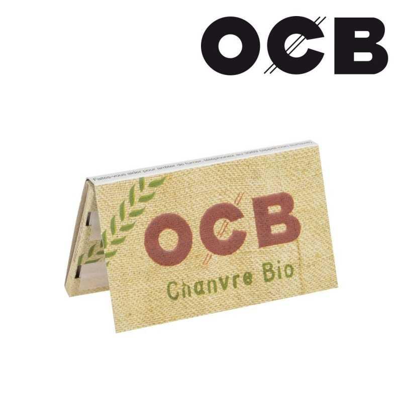 OCB Chanvre Bio - Carnet de 100 feuilles