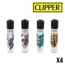 copy of Clipper NEON LEAF x4