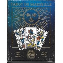Coffret Tarot de Marseille de Paul Marteau