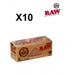 RAW Rolls CLASSIC Lot de 10 Rouleaux !