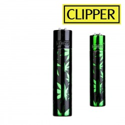 CLIPPER METAL GREEN LEAF