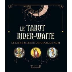 Tarot RIDER WAITE - Coffret