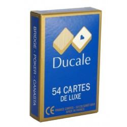 DUCALE Jeu de 54 Cartes De...