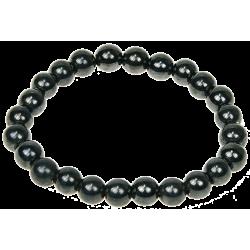 Bracelet Hématite Perles...