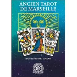 Ancien Tarot De MARSEILLE...
