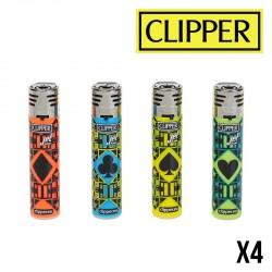 CLIPPER JET POKER FEVER X4
