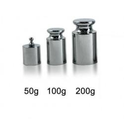 Poids de Calibration 50G / 100G / 200G au choix (Calibrage balance Electronique)