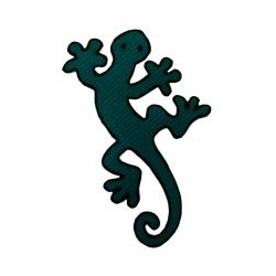 Ecusson Thermocollant Gecko (Lézard, Salamandre)