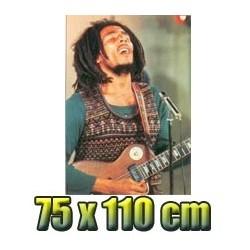 Drapeau Bob Marley en Live...