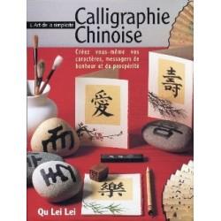Calligraphie Chinoise - Coffret Complet Avec Guide & Modèles