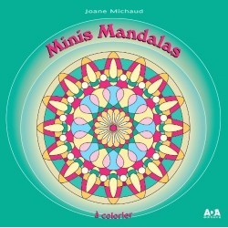 Minis Mandalas à colorier -...