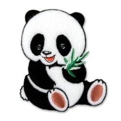 Ecusson Thermocollant Panda (Shield)