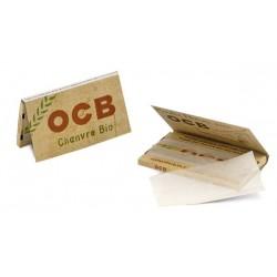 Carnet de 100 feuilles OCB Chanvre Bio