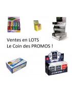 Vente en lots - Le Coin des Promos !